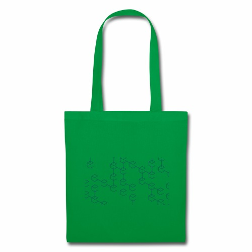 blockchain - Tote Bag