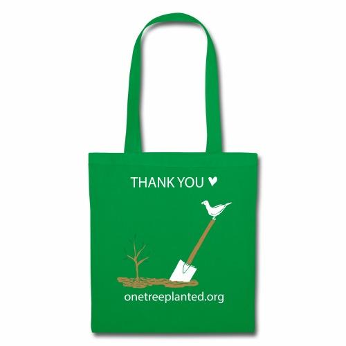 thank you <3 - Tote Bag