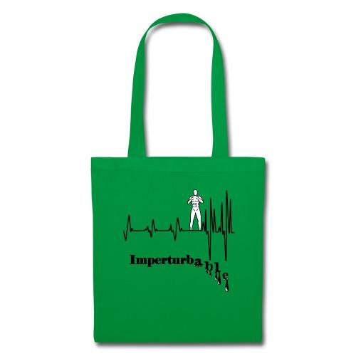 Imperturbable devant lui … - Tote Bag