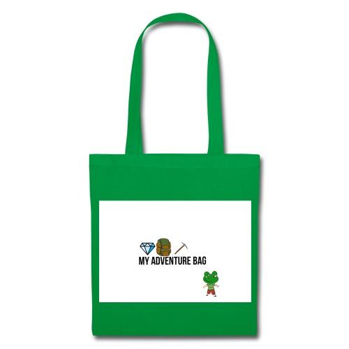 My adventure bag - Tote Bag