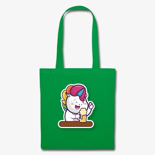 Funny Unicorn - Tote Bag