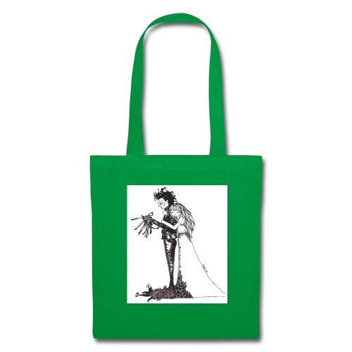 EdwardScissorhands.jpg - Tote Bag