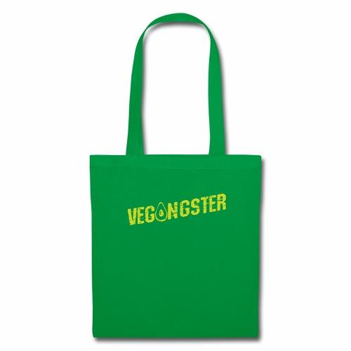 Vegangster Shirt Veganer T-Shirt Geschenk - Stoffbeutel