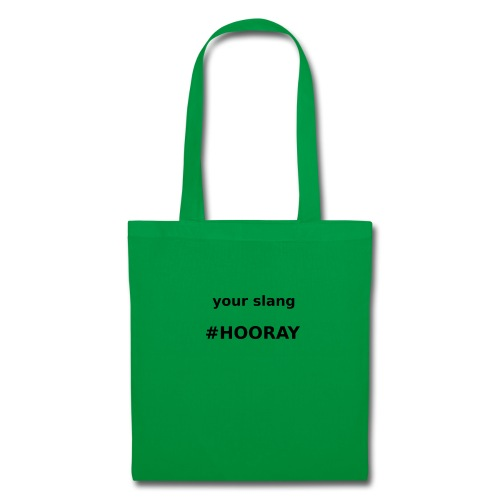slang hooray - Torba materiałowa
