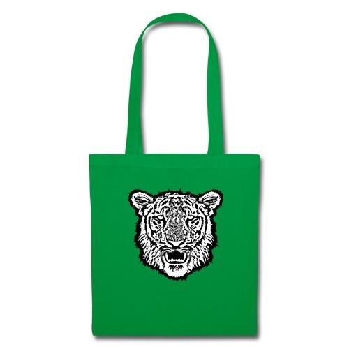 tigre1 - Borsa di stoffa