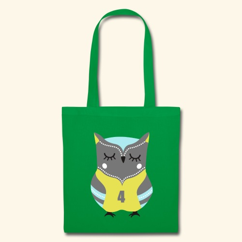 Oh my owl est super chouette - Tote Bag