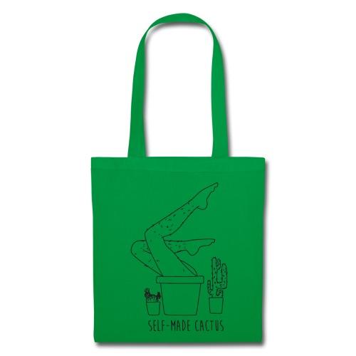 Selfmadecactus - Tote Bag