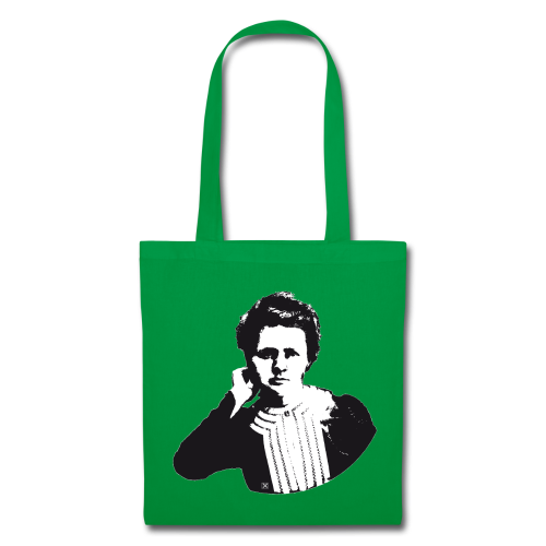 Marie Curie - Bolsa de tela