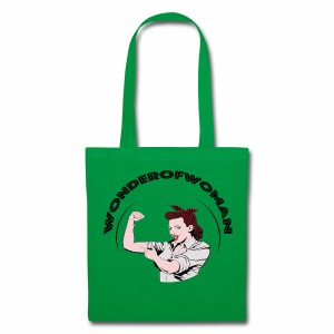 WonderOfWoman - Tote Bag