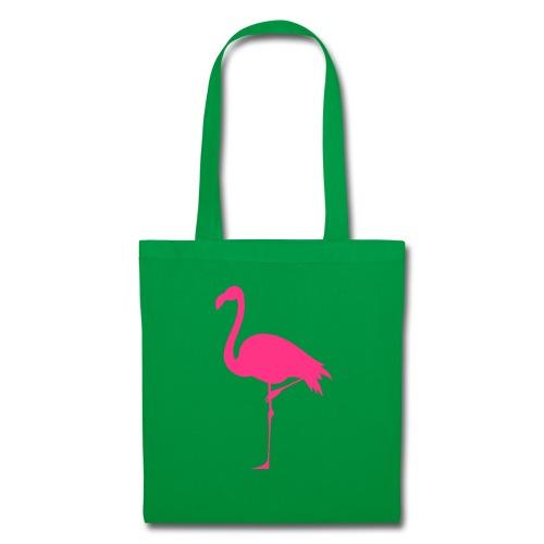 Freaking Flamingo - Tygväska
