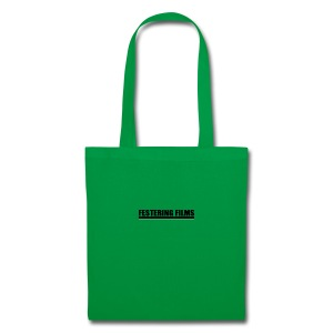 Festering Films Logo (Black) - Tote Bag