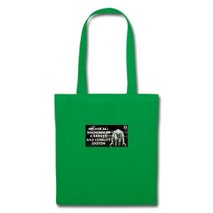 BROKEN MACHINES COLLECTION BY SYSTEM MACHINE - Tote Bag