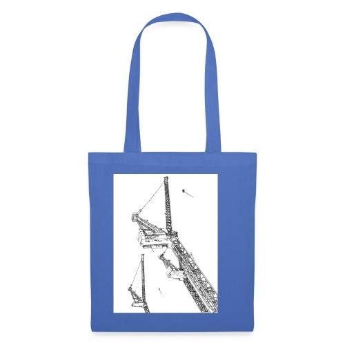 cranes - Tote Bag