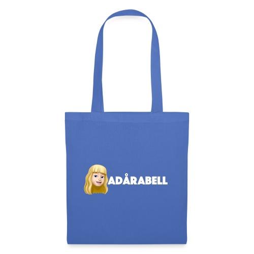 Adårabell logo - Tygväska