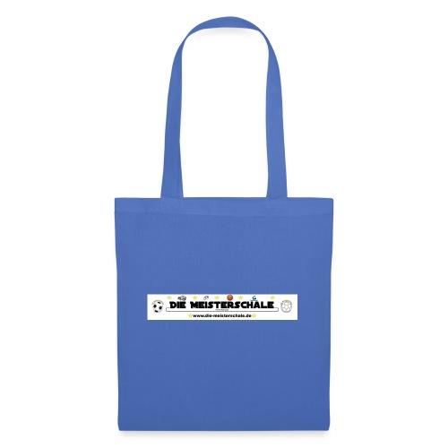 Die Meisterschale Logo Banner1 jpg - Stoffbeutel