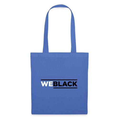 weBlack Original - Stoffbeutel