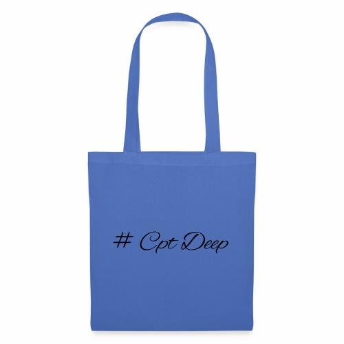CptDeep Official - Stoffbeutel