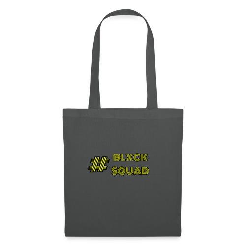 Blxck Squad - Stoffbeutel
