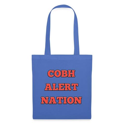 COBH ALERT NATION merchandise - Tote Bag
