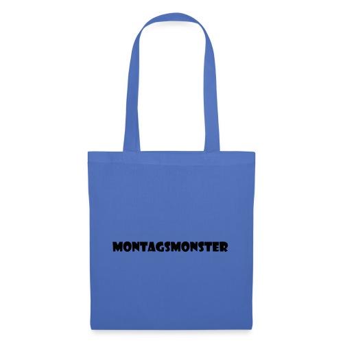 Montagsmonster - Stoffbeutel