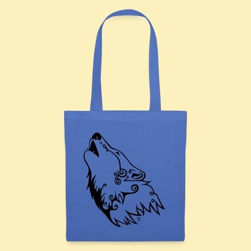 Le Loup de Neved (version traits) - Tote Bag