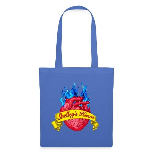 Shelley s Heart Logo - Tote Bag