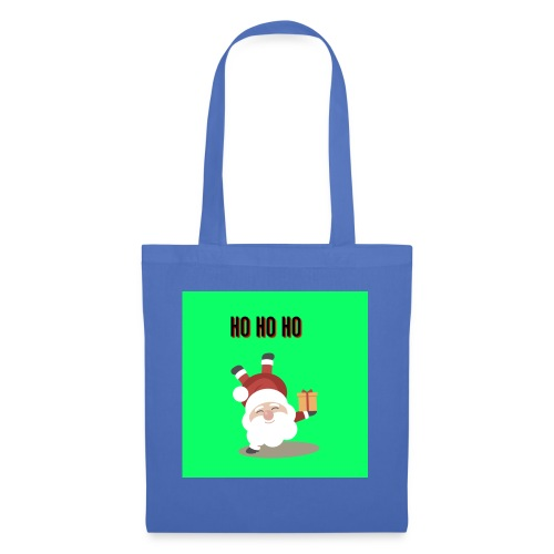 acrobatic santa - Tote Bag