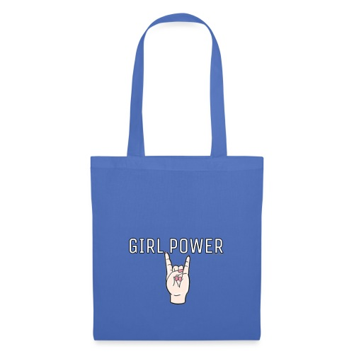 Girlpower - Borsa di stoffa