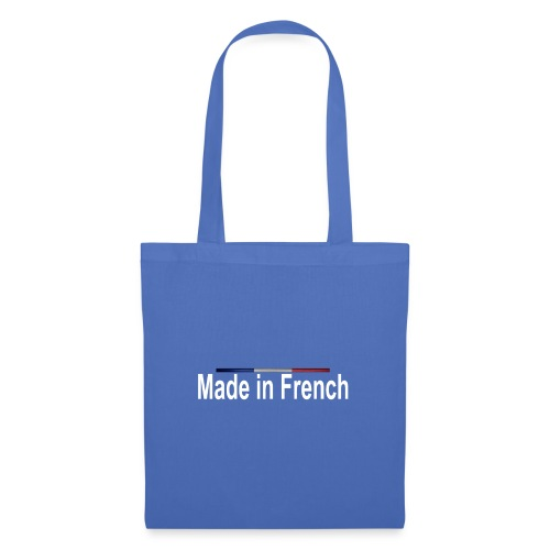 Made in French - Tote Bag