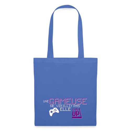 Gameuse Pixel - Tote Bag