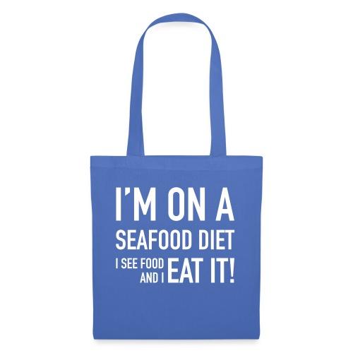 Sea food diet - Tygväska