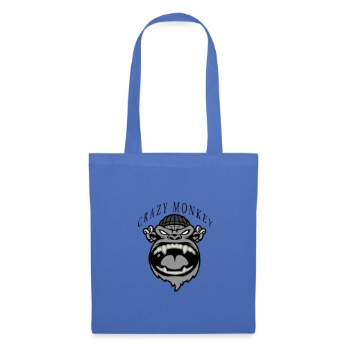 CRAZY MONKEY collection - Tote Bag