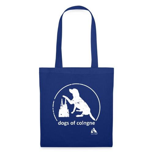 Dogs of Cologne - das Original! - Stoffbeutel