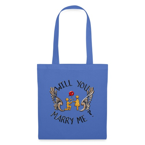 Will you marry me - Tote Bag