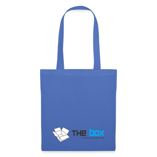 The Box Learning Studio Logo - Tote Bag