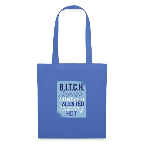 Beautiful Intelligent Talented - Tote Bag