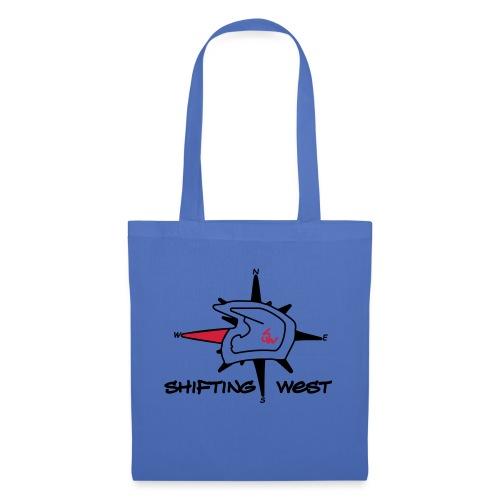 Shifting West Logo vector - Tas van stof