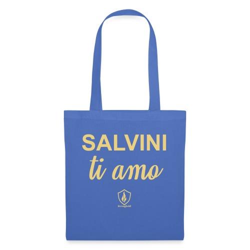 Salvini ti amo - Stoffbeutel