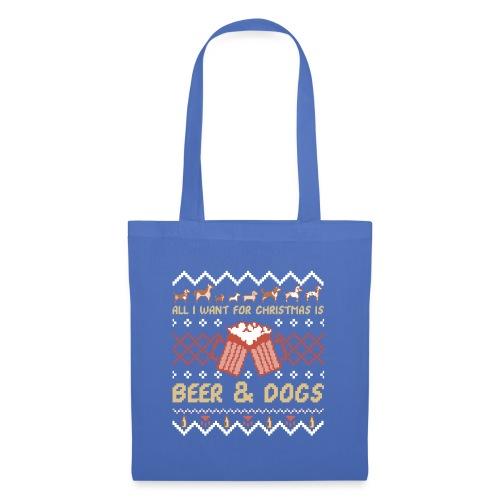Beer and Dogs Christmas - Kangaskassi