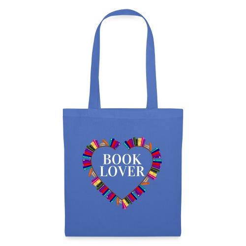 Book Lover - Stoffbeutel