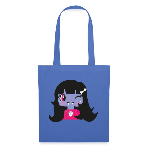 kawaii vampire - Tote Bag
