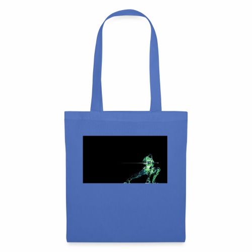 green ninja from PDCM - Tas van stof