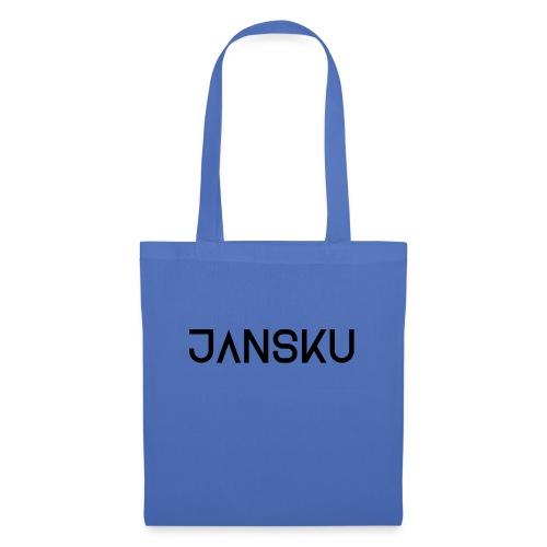 Jansku Logo V3 (BLACK) - Tote Bag