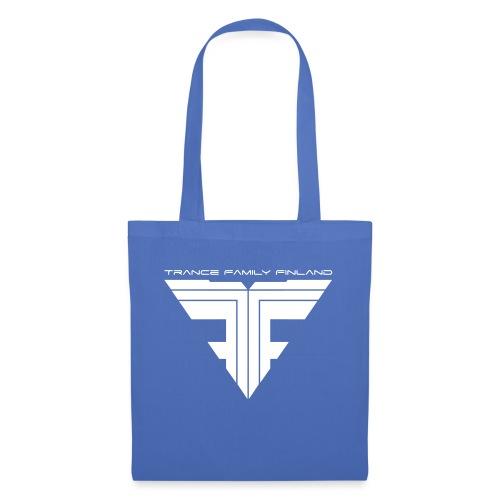 TFF Logo White - Kangaskassi