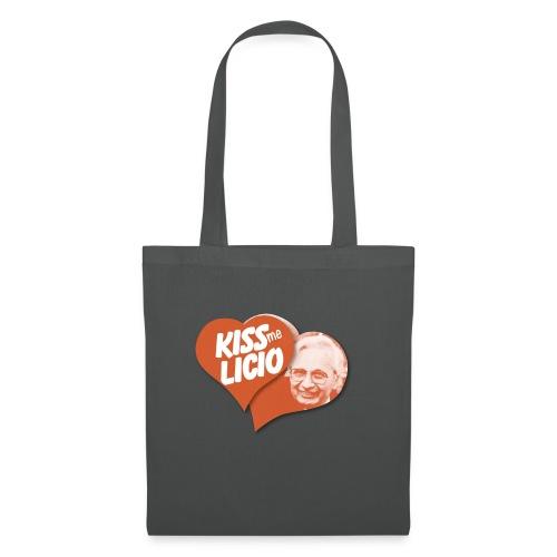Kiss Me Licio - Borsa di stoffa