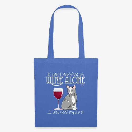 Wine Alone Cats - Kangaskassi