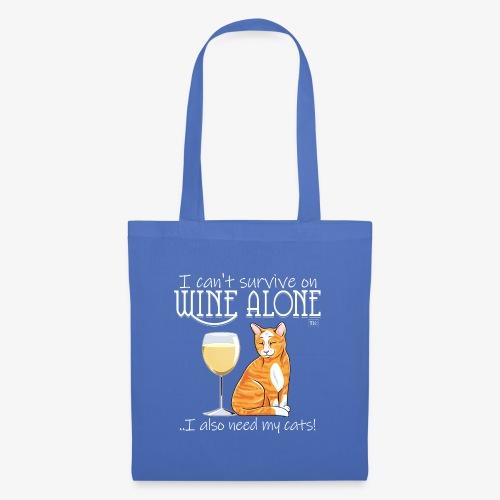 Wine Alone Cats II - Kangaskassi