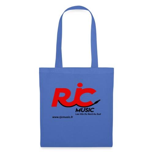 RJC Music avec site - Tote Bag