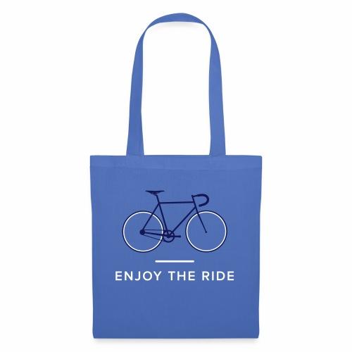 Vintage Racing Bike Retro Cycle - Tote Bag
