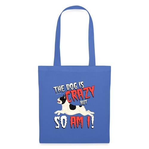 French Bulldog Crazy 3 - Tote Bag